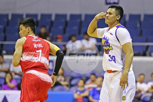Jericho Cruz says he'll be there in a heartbeat if Gilas calls: 'Kahit practice player lang'