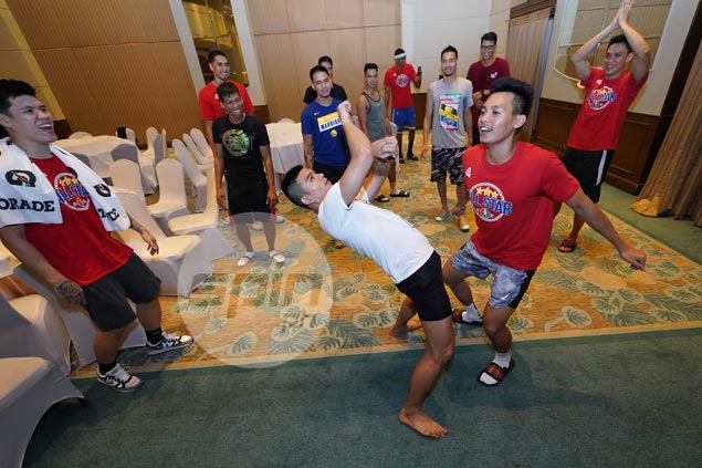 Mindanao All-Stars determined not to lose to Gilas - both on court and in dance-off