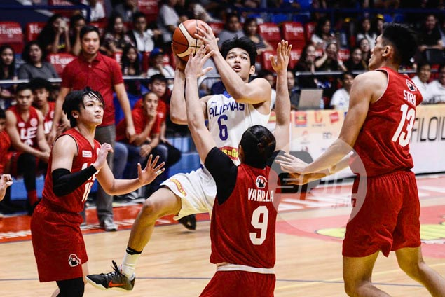 Ricci Rivero wants Kobe Paras at UP, but believes pal's mind is set on turning pro