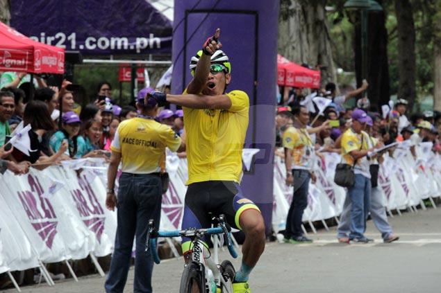El Joshua Carino eclipses his own racing heroes in winning Le Tour de Filipinas