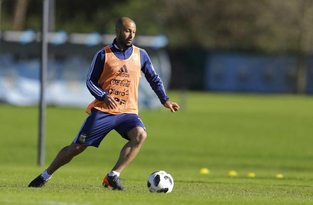 Javier Mascherano downplays expectations as Argentina looks to end run of futility in World Cup