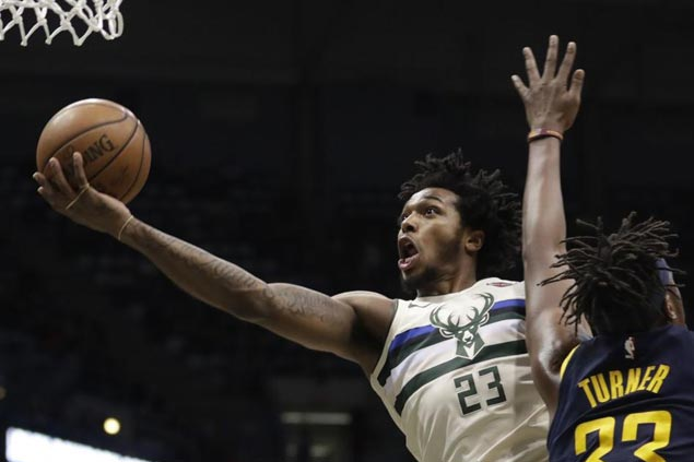 Milwaukee police chief says officers who arrested and tased Bucks' Sterling Brown have been 'disciplined'