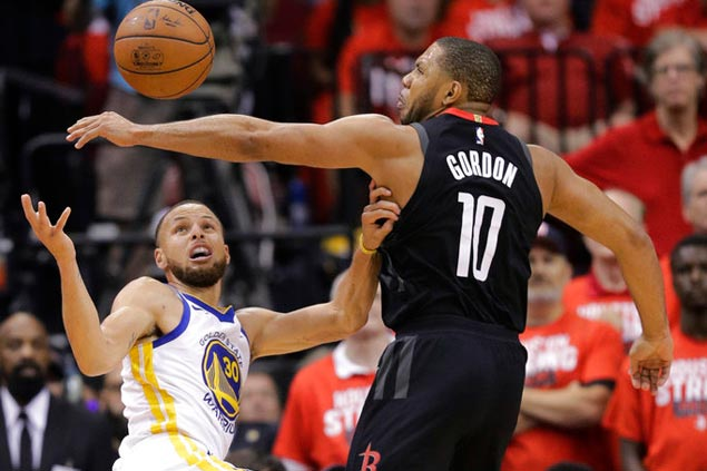 Believe it or not, it's defense that has brought Rockets on cusp of NBA Finals