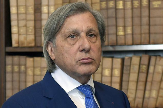 Former tennis 'bad boy' Ilie Nastase arrested twice in one day in native Romania