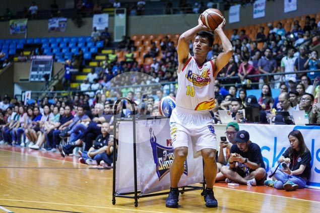James Yap reclaims PBA three-point shootout title, nine years since he last won it