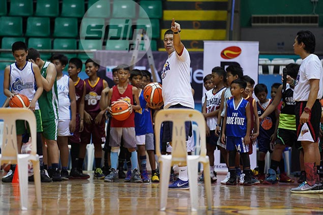 Nationals face another tough test in Gilas-reinforced Luzon All-Stars in Batangas
