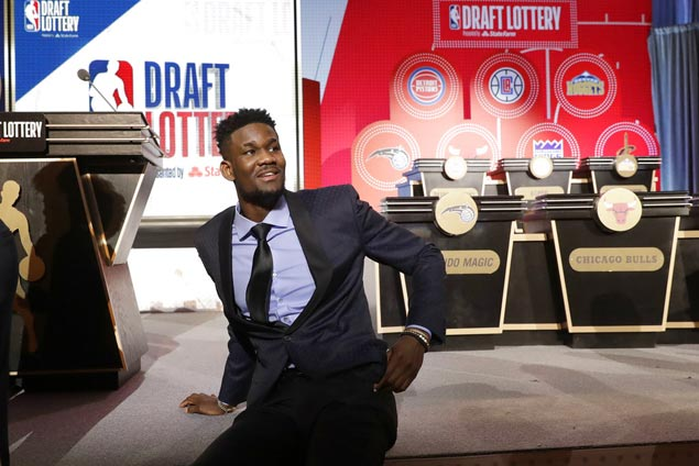 Suns likely to keep No. 1 overall pick and not trade it away, says GM