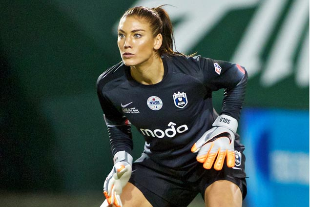 Domestic violence charges against Hope Solo dropped