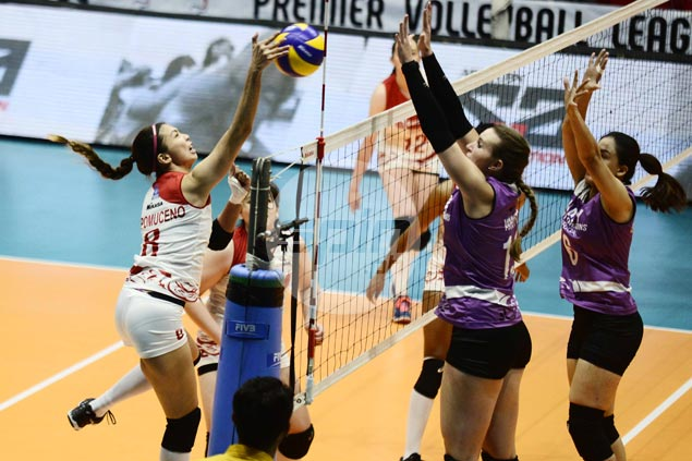 Petro Gazz gets win run going with straight-sets victory over Iriga-Navy