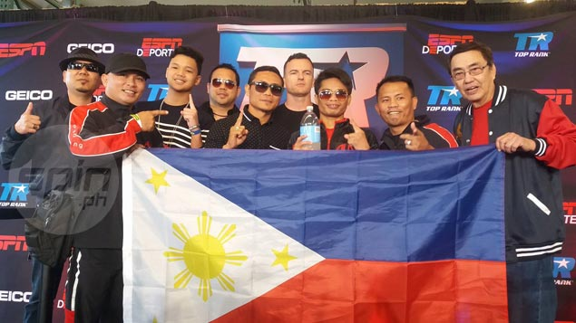Jonas Sultan aims for knockout win against titleholder Jerwin Ancajas