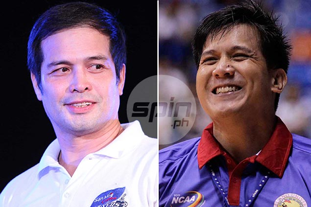 Alvin Patrimonio, Jerry Codinera relive partnership for one night -- and for a cause