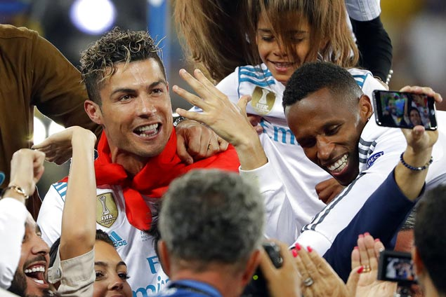 Where to, Ronaldo? Portugal star hints at exit from Real Madrid