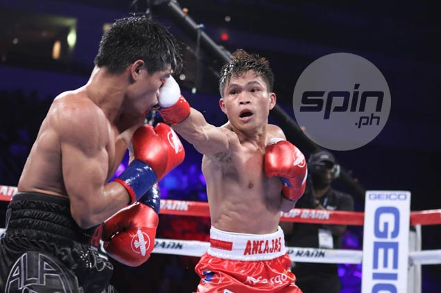 Ancajas retains IBF super-flyweight title by beating Sultan via unaninous decision