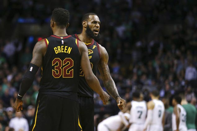 Jeff Green shines brightest among LeBron James' starless Cavs supporting cast