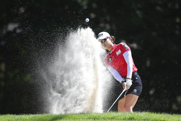 Double-celebration for birthday girl Minjee Lee with victory in Michigan