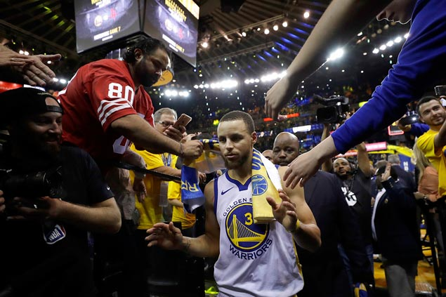Here's why Steph Curry and the Warriors will win Game 7 against the Rockets