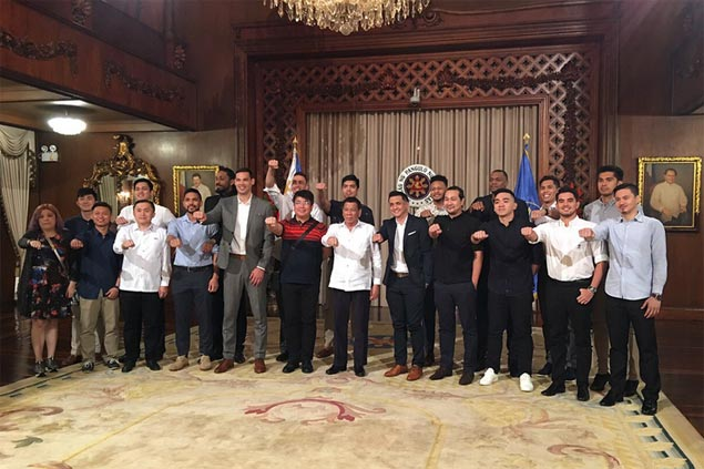 Once banned for life from PBA, Balkman relishes chance to meet President at Malacanang