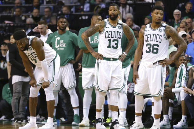 Will Celtics squad be retained? Danny Ainge says there could be 'a handful of tweaks'
