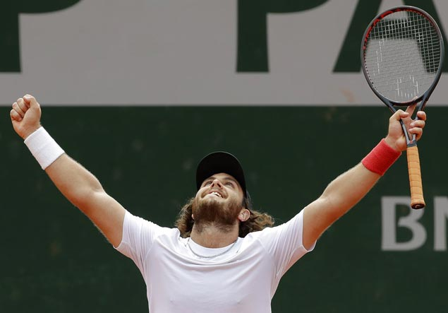 Marco Trungelliti makes 10-hour, 1000km French Open road trip and goes on to beat Bernard Tomic