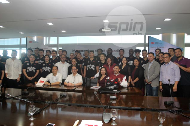 Major boost as UP Maroons find a new backer in 3M Philippines
