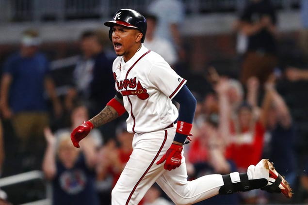 Another Braves walk-off win over Mets as Johan Camargo homers in ninth