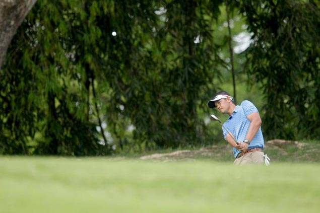 Michael Bibat fires 66 for two-stroke lead in PGT Asia's Riviera Classic