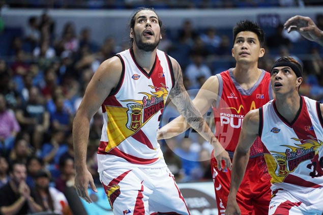 Standhardinger admits it's so easy to fall foul of Fiba's anti-doping rules