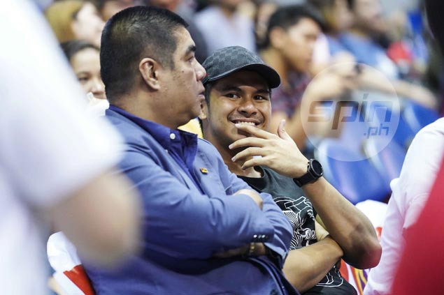 Fiba confirms Ravena can't play in PBA for duration of his 18-month doping ban