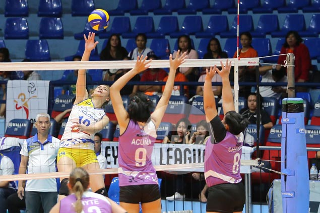 Thai import Hyapha delivers coup de grace as Tacloban completes PVL rout of Iriga-Navy