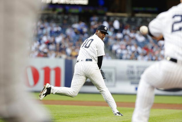 Luis Severino Ks 11 to eclipse Dallas Keuchel anew as Yankees sink Astros