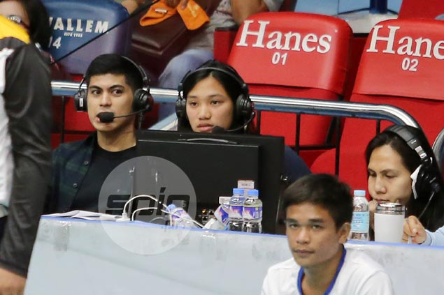 BDL says Almandro hiring 'will factor heavily' in her decision on final year at Ateneo