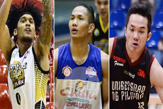 Marinerong Pilipino adds depth to rejigged D-League side, aims to go all the way