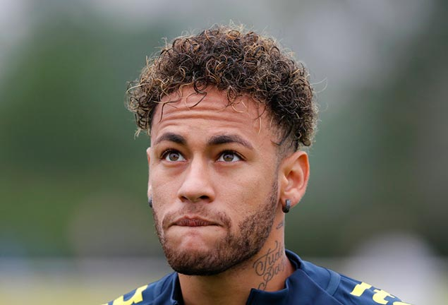 Injured Neymar left out of Brazil squad - just for training camp