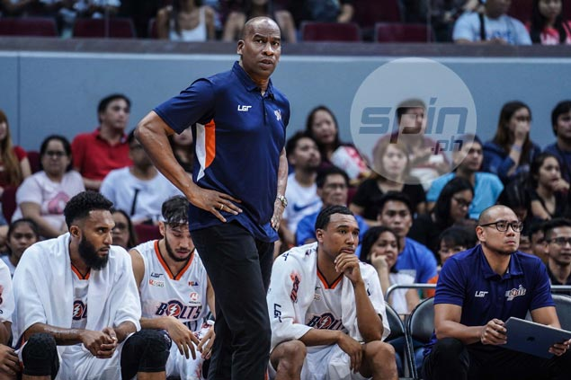 Black thrilled to have a full-strength Meralco side as RDO returns from layoff