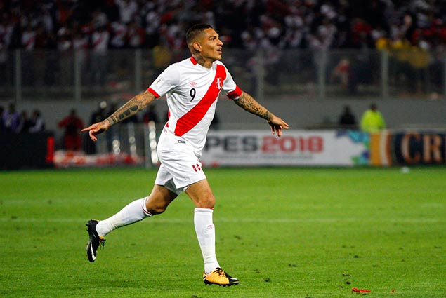 Despite doping ban, Peru captain Paolo Guerrero cleared to play in World Cup