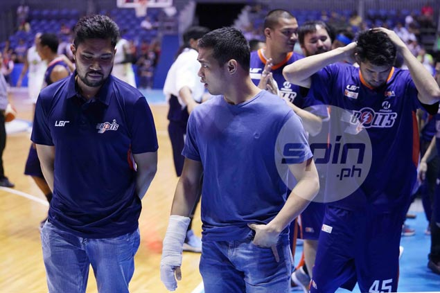 Fit-again Ranidel de Ocampo set for season debut in Meralco game vs Ginebra