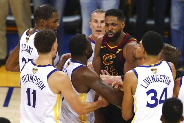 Debate on unwritten rules heats upafter controversial Game One of NBA Finals