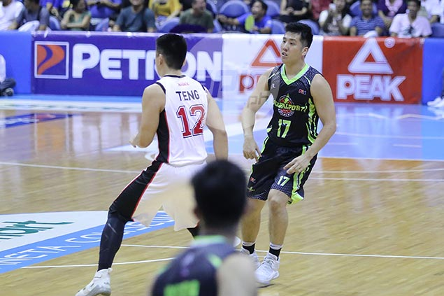 Jeron reasserts mastery of Jeric as Teng brothers relish rematch in PBA