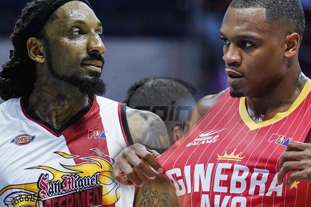 Alab teammates Balkman, Brownlee face off in PBA as San Miguel, Ginebra collide