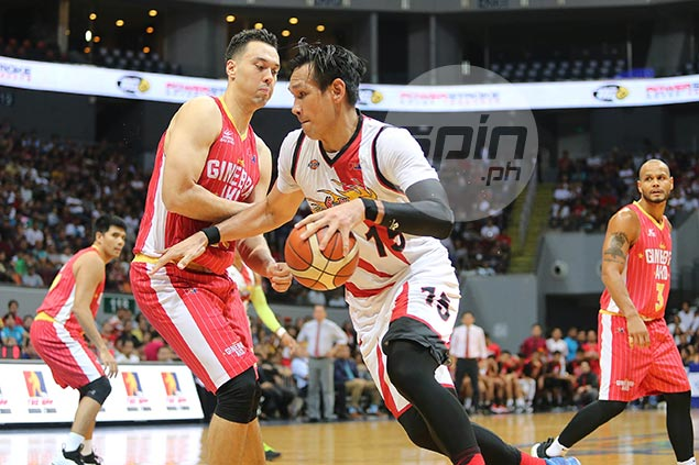 June Mar Fajardo thankful for 'lucky' bounce as he rescues SMB from jaws of defeat