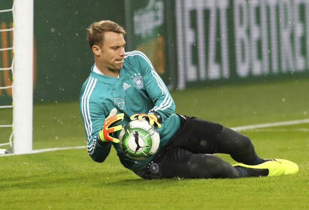 Austria downs Germany in World Cup warmup game to spoil Manuel Neuer return