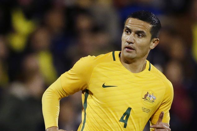 Tim Cahill makes Socceroos roster for Russia '18, looks to join elite World Cup scorers