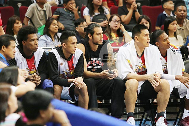 Here's why Standhardinger was forced to sit out SMB game against Ginebra