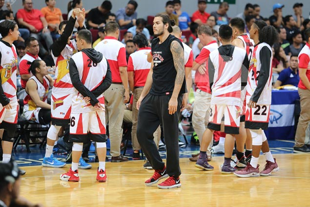 Christian Standhardinger cleared to play for PH in Fiba 3x3 World Cup after joining practice