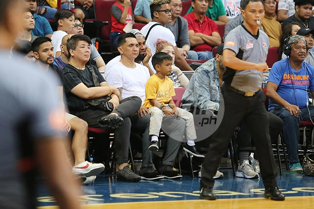 Alapag expects Balkman, Brownlee to cross paths again in PBA playoffs