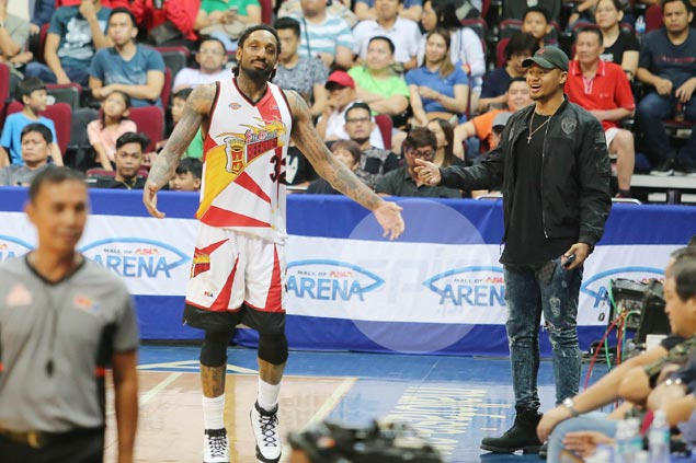 Brownlee, Balkman thrilled to have Alapag, Alab teammates around in PBA face-off