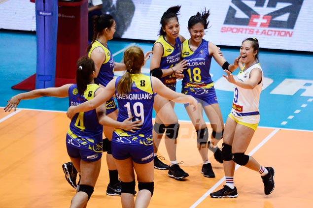 Tacloban Fighting Warays claim scalp of Pocari Sweat in thrilling PVL five-setter