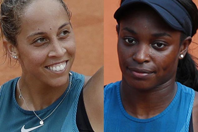 Fed Cup and Olympic teammates Sloane Stephens, Madison Keys reach French Open quarters