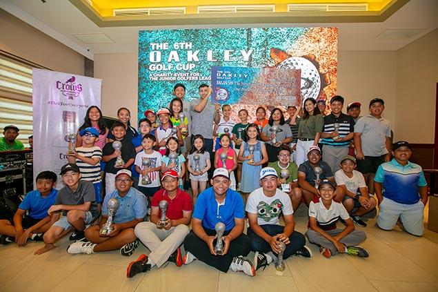 Josh Jorge, Mariel Tee rule 6th Oakley Golf Cup at Pradera Verde