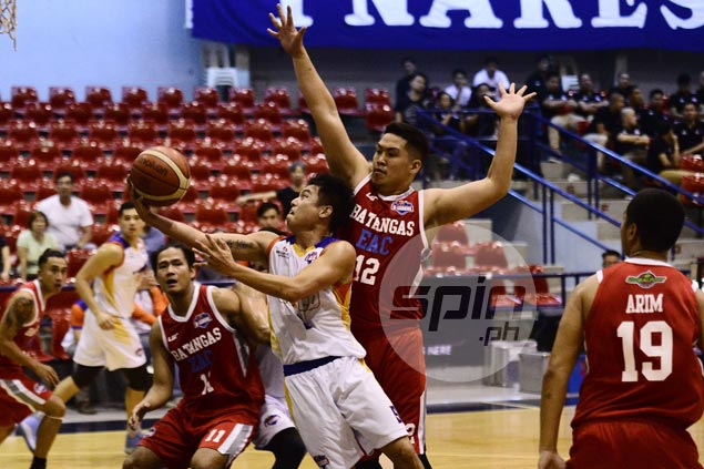 Jai Reyes aspires to be best version of himself as he makes D-League, MPBL comeback